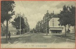 -  64  -  Pau  -  La  Rue  Porte - Neuve  . - Pau