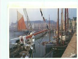 Cpsm -   Paimpol -  Grands Voiliers Devant Les Résidences Du Port     J69 - Paimpol