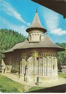 CPM Gura Humorului, Monastere Voronet - Roumanie