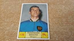 Figurina Panini Campioni Dello Sport 1968 - Ferdinand Bracke - Panini