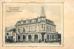 HOTEL RESTAURANT N.GOETTMANN SPITTEL I.LOTHRINGEN - Autres Communes