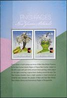 Papua New Guinea. 2018. West New Britain (MNH OG **) Souvenir Sheet - Papua-Neuguinea