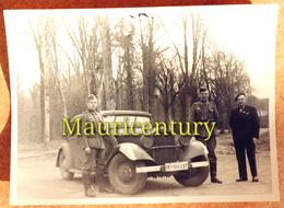Photo , WW2 , Compiègne , 1940 , Rethondes , Adolf Hitler , Armistice , 39-45 , Allemand , Capitulation . - Orte