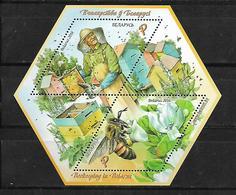 Belarus 2016 Beekeeping In Belarus  MNH - Belarus