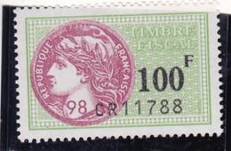 T.F.S.U N°508 Neuf - Fiscaux