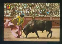 Ed. Fisa. Serie *Corrida De Toros* Nº 1. Dep. Legal B. 16177-VI. Nueva. - Corridas