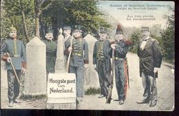Vaals - Aken - Grenze - Grens - Kelmis - Moresnet - Aachen - Bleyberg - Vierländerblick - Neutral Gebiet - 1915 - Vaals