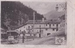 Saint- Rhemy: Caserna Guardie Di Finanaza (Dogana) - Other Cities