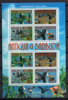 2009 - ANTIGUA E BARBUDA -  Catg.. Mi  4702/4705KL - NH - (UP.207.2) - Antigua E Barbuda (1981-...)