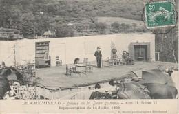 76 - LILLEBONNE - Le Chemineau - Drame De M.Jean Richepin - Acte II, Scène VI - Lillebonne