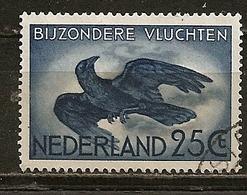Pays-Bas Netherlands 1953 Oiseau Bird Obl - Luchtpost