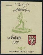 Rare // Etiquette De Vin // Autres // Féchy, Hornuss 1992 - Etiquettes