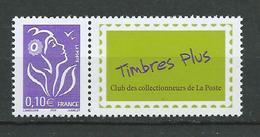 FRANCE 2006 . Timbre Personnalisé N° 3916A . Neuf ** (MNH) - Personalizzati