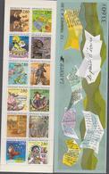 FRANCE 1 Carnet Le Plaisir D'écrire 1993 - BC 2848 - Carnets