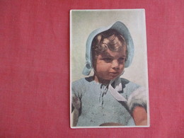 Young Girl   Netherland Stamp & Cancel >ref 3135 - Europe