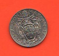 50 Centesimi 1930 Papa Pio XI Vaticano Vatikan Coniati 80.000 Mint - Vatican