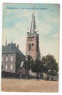 Jette-Saint-Pierre  -  La Nouvelle Eglise Et La Madeleine  N.16.   1909 - Jette
