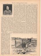154 Russland Nowgorod Gefängnisse Gefangene 1 Artikel Mit 15 Bildern Von 1890 !! - Zeitungen & Zeitschriften