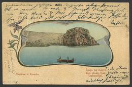 Croatia------Komiza------old Postcard - Croatia