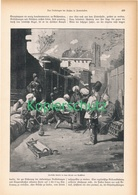 156 Russland Zar Armee Kosaken 1 Artikel Mit 9 Bildern Von 1894 !! - Historische Dokumente