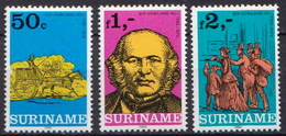 Surinam MNH Set - Philately & Coins