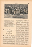 158 Kamerun König Acquas Westafrika 1 Artikel Mit 6 Bildern Von 1886 !! - Historische Dokumente