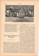 158 Kamerun König Acquas Westafrika 1 Artikel Mit 6 Bildern Von 1886 !! - Zeitungen & Zeitschriften