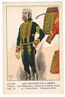 Uniforme.Empire. Chasseur à Cheval De La Garde . Illustrateur.P.B ( T.u.242) - Uniforms