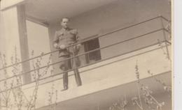 CROATIA, ZADAR   --  JNA, YUGOSLAV OFFICER, MART 1945  ~~  ORIGINAL PHOTO  ~~  PC FORMAT - Militaria