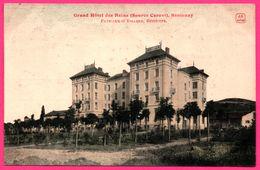Santenay - Grand Hôtel Des Bains - Source Carnot - PATHIAUX Et TOLLARD Directeurs - Edit. J.C. - 1911 - Autres Communes