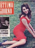 (pagine-pages)ROSANNA SCHIAFFINO  Settimogiorno1959/34. - Libri, Riviste, Fumetti