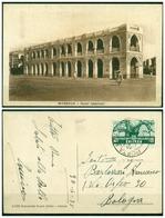 CARTOLINA - ERITREA - V8625 COLONIE ITALIANE ERITREA 1935 Cartolina Illustrata (Massaua Nuovi Fabbricati) Affrancata - Eritrea