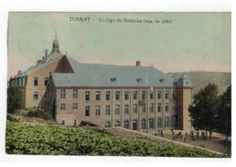 DINANT - Collège De Bellevue (vue De Côté) - Dinant
