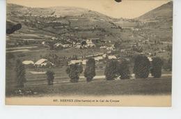 BERNEX Et Le Col De Creuse - France