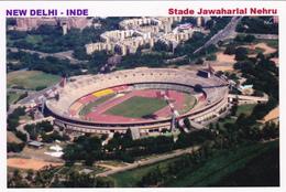 CARTE DE STADE DE. NEW  DELHI      INDE    JAWAHARLAL NEHRU STADIUM     #  ST. 793 - Calcio