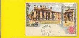 ROMA 1900 Lithographie Italie - Roma (Rome)
