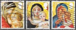 GB - Noël - Adhésifs - Oblitérés - Lot 1135 - 1952-.... (Elizabeth II)