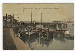 DENDERMONDE - Zicht Op De Schelde - Vue Sur L'Escaut  (Huis Lod Penninckx,5, Bruss Str.) - Dendermonde