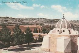 JERUSALEM Champs Des Bergers La Chapelle - Israel