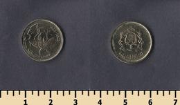 Morocco 5 Centimes 2002 - Maroc