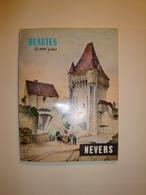 58   Petit Guide Touristique De Nevers  Très Complet - Dépliants Touristiques
