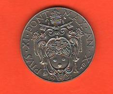 20 Centesimi 1931 Papa Pio XI Vaticano Vatikan Coniati 80.000 Mintage - Vaticano