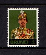 BRUNEI    1974    6c  Olive    MH - Brunei (...-1984)