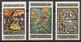 Surinam MNH Set - Jewish