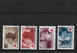 Hongrie Yv. 649-652 O. - Hungary