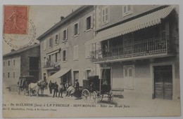 39 Septmoncel - Hotel Des Monts Jura - Septmoncel