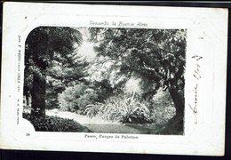 "ARGENTINE - CPA ""Paseo - Parque De Palermo"" Recuerdo De Buénos Aires - Ecrite En 1904 - Ed. F. Weiss - B/TB - - Argentine"