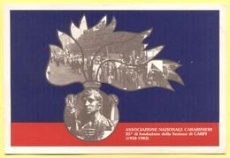 Tematica - Militari - Monumenti - 1978 - Vicebrigadiere Dei Carabinieri Salvo D'Acquisto - Medaglia D'oro Al Valor Milil - Monumenti Ai Caduti