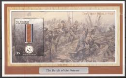St. Vincent 2002 - MNH - Army, War, World War I - Militaria