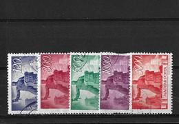 Hongrie Yv. 741 Et 751-754 O. - Hungary